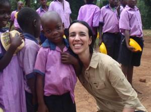 celiane Uganda