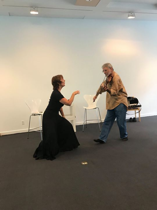"Stephen Nachmanovitch joins Cathy Rose Salit for a day of improvisation, play and transformation. What can happen in a minute of performance? Perhaps not measurable in time -- but in a change in ""how we see"" and ""how we be."""